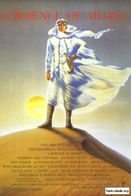Arabistanli Lawrence Lawrence of Arabia film izle