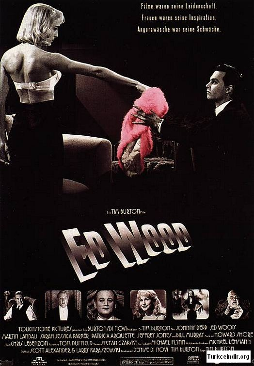 Ed Wood film izle
