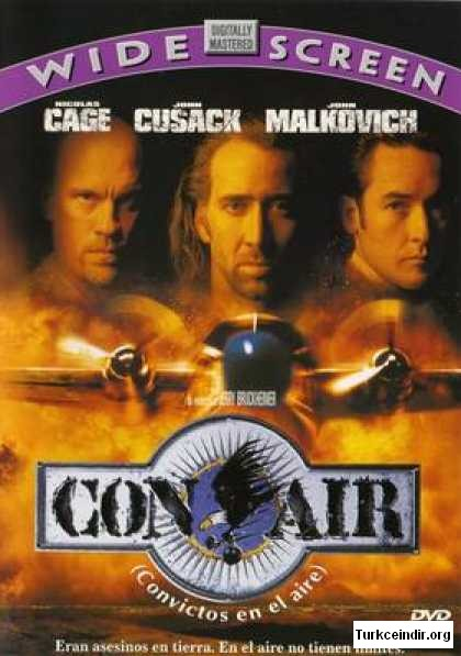 Con Air film izle