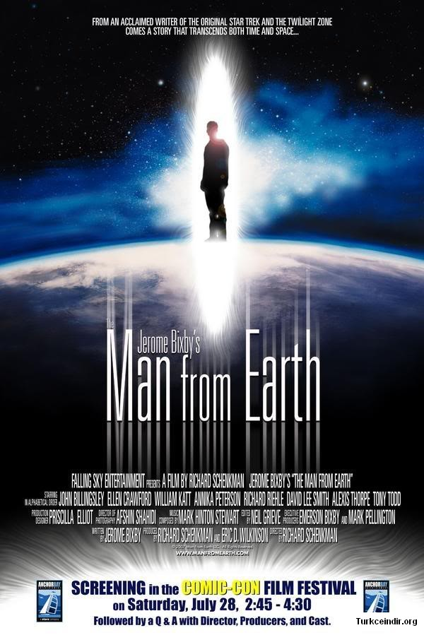The Man from Earth film izle
