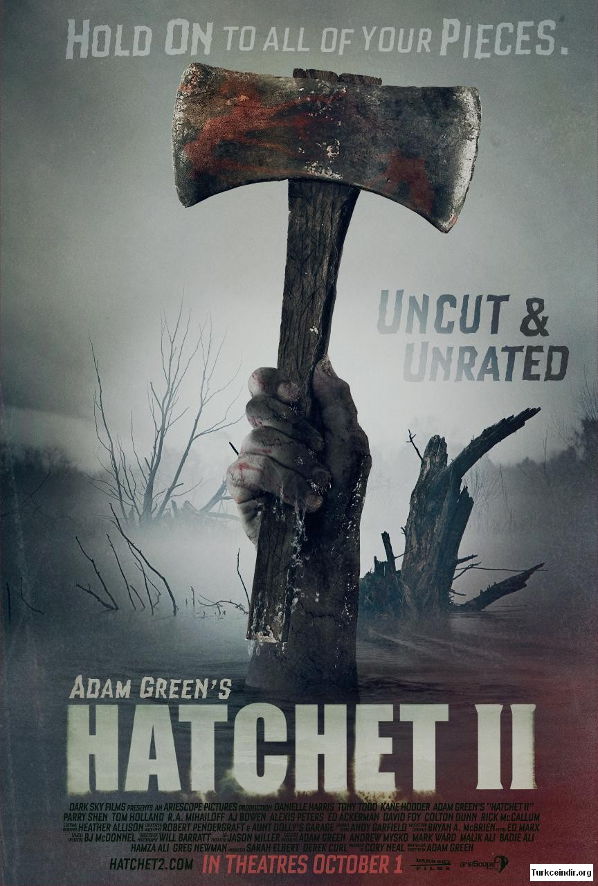 Balta 2 Hatchet 2 film izle