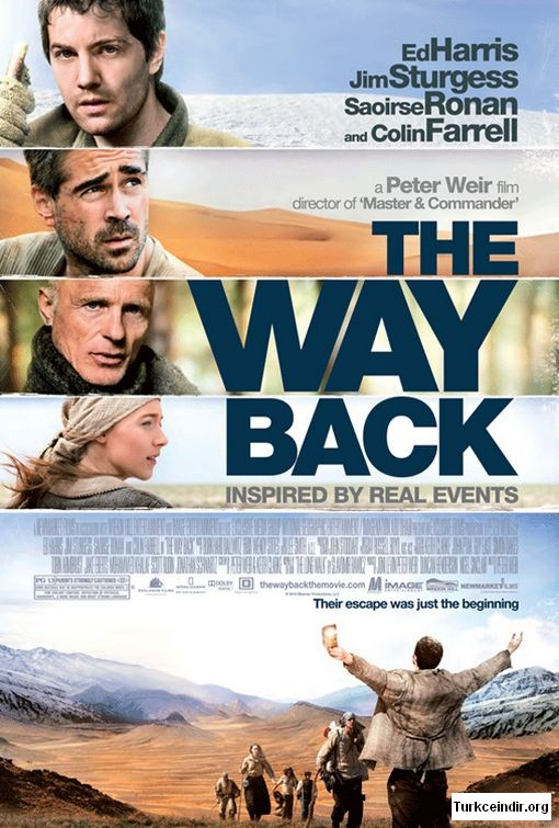 The Way Back film izle