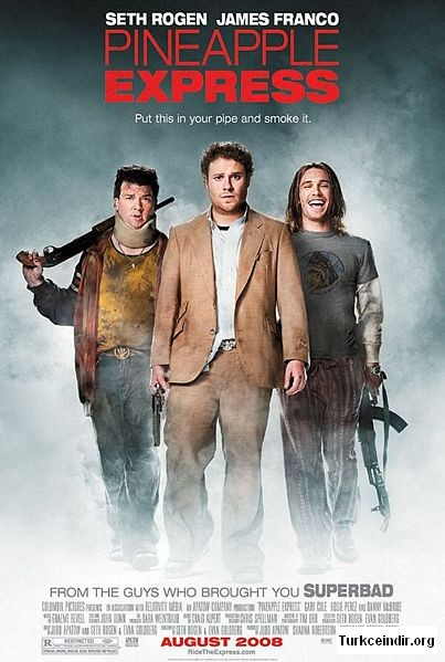 Pineapple Express film izle