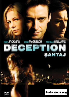 santaj Deception turkce film izle