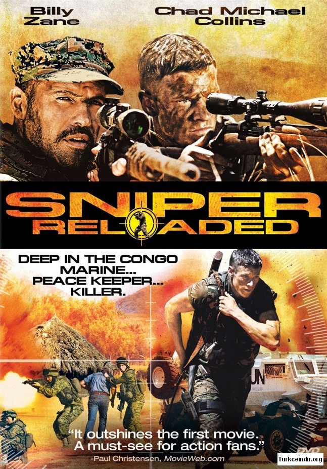 Sniper Reloaded film izle