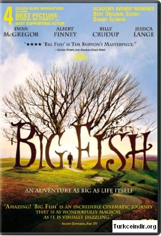 Buyuk Balik Big Fish film izle