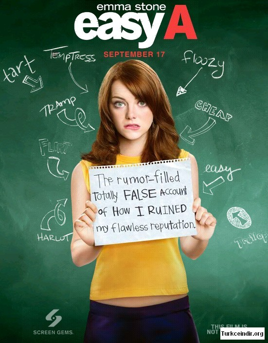 Easy A film izle