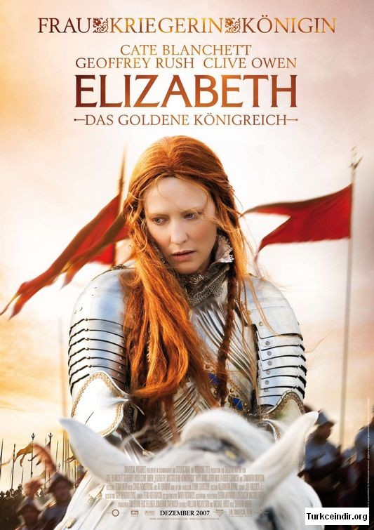 Elizabeth the Golden Age film izle
