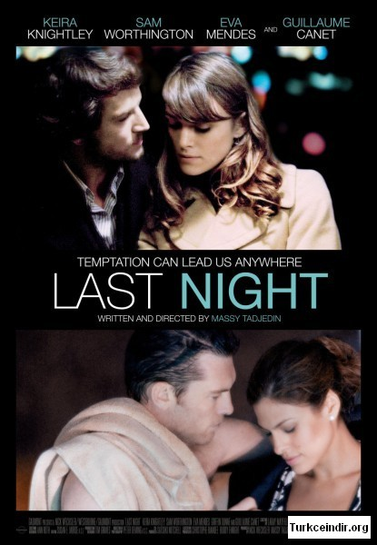 Last Night film izle