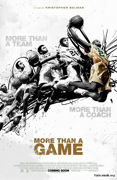 More Than A Game film izle