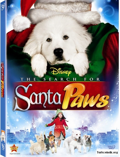 The Search for Santa Paws film izle