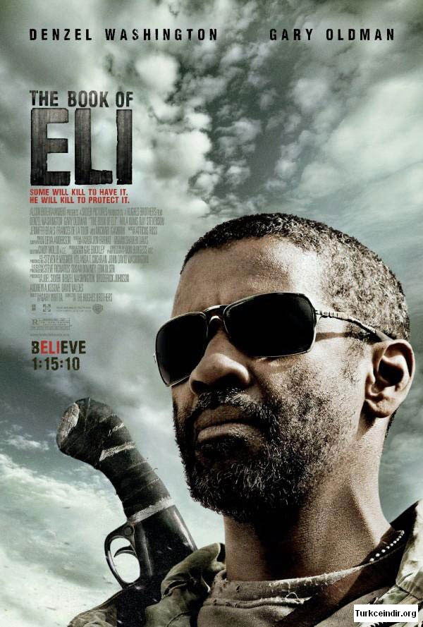 The Book Of Eli film izle