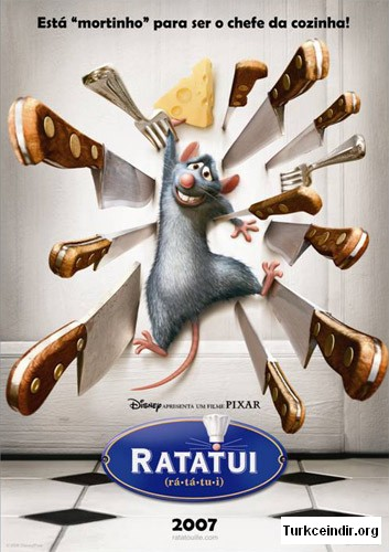 Ratatouille turkce film izle