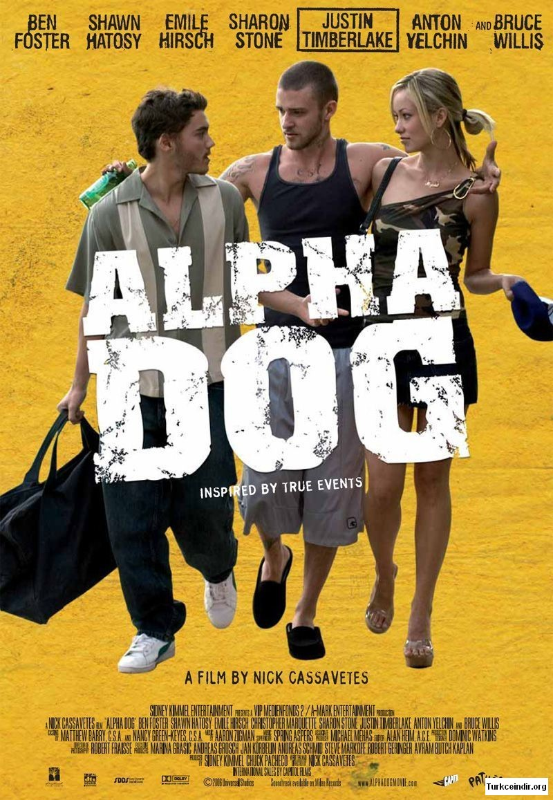 Alpha Dog film izle