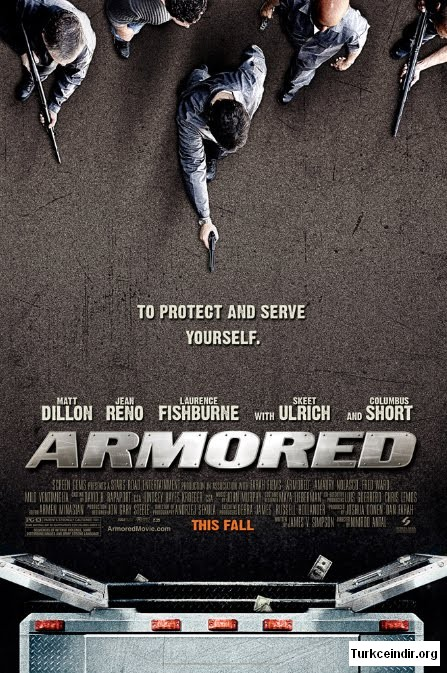 Armored film izle
