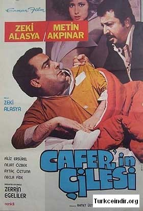 CAFER'iN Ã???iLESi