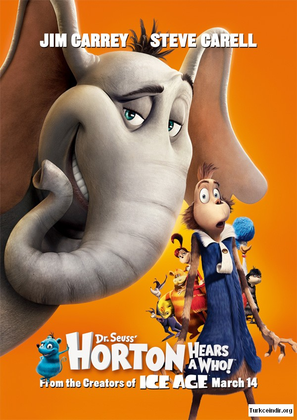 Horton Hears a Who film izle