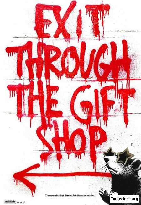 Exit Through the Gift film izle