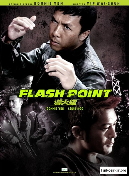 Flash Point film izle