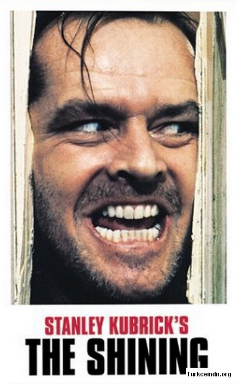 Cinnet The Shining film izle