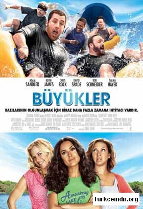 Grown Ups Buyukler