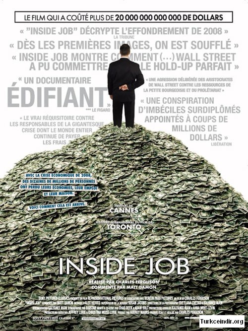 Inside Job film izle