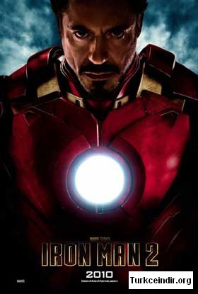 IRON MAN 2 demir adam 2