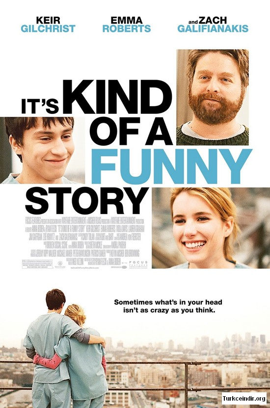 It's Kind of a Funny Story film izle
