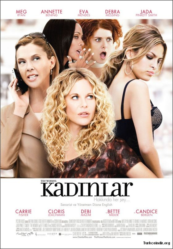 Kadinlar The Woman film izle