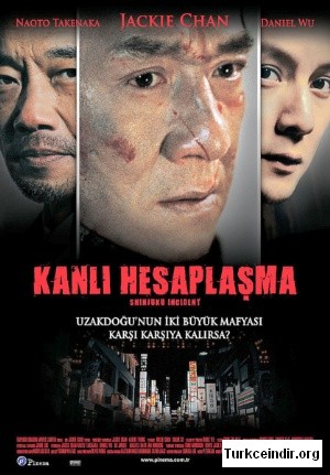 Shinjuku Incident turkce film izle