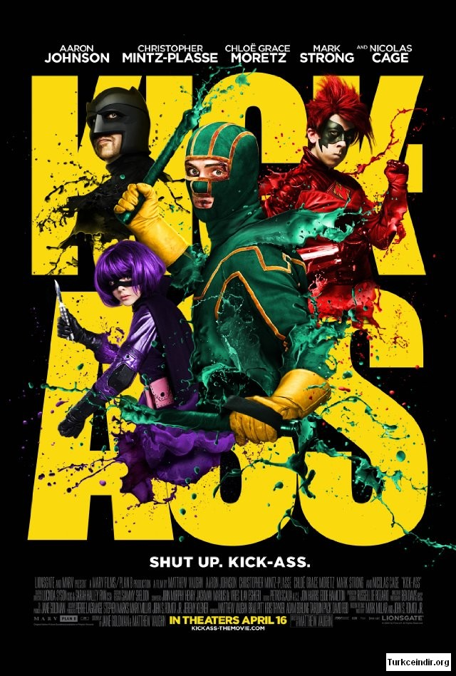 Kick Ass film izle