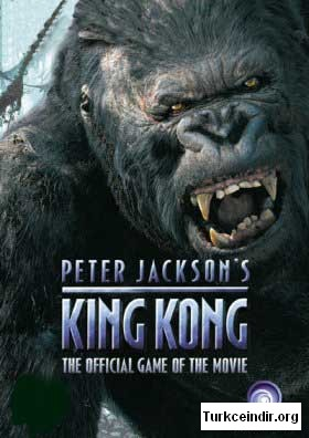 King Kong turkce film izle