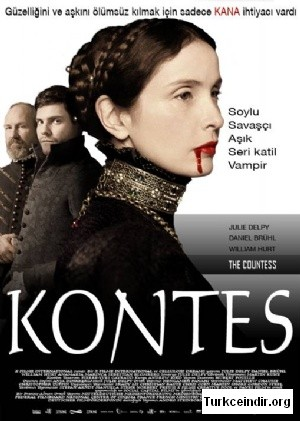 Kontes The Countess turkce film izle