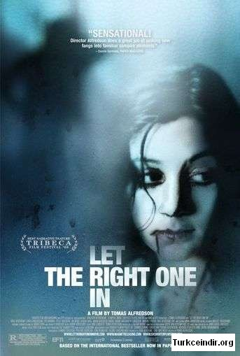 Gir Kanima Let The Right One In film izle