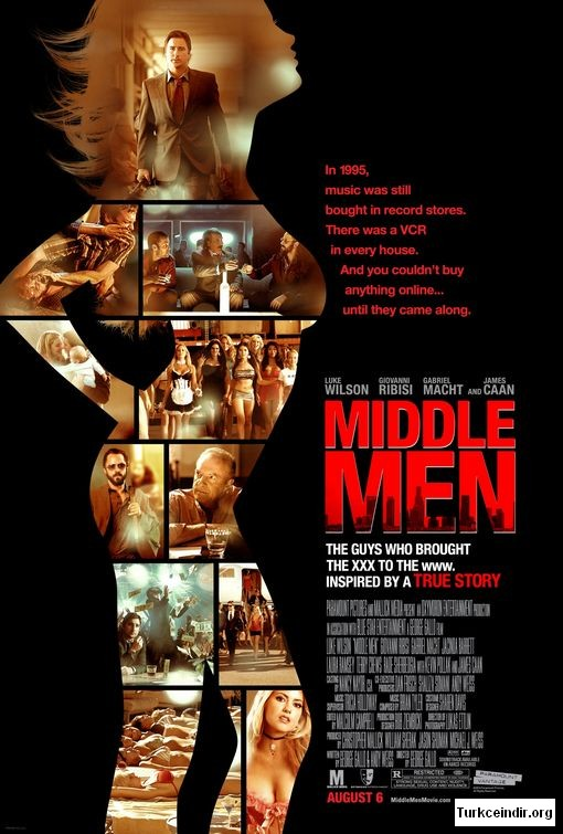 Middle Men film izle