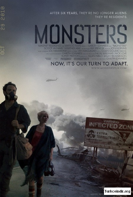 Monsters izle