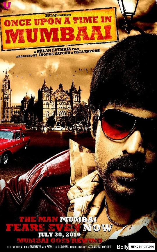 Once Upon a Time in Mumbaai film izle