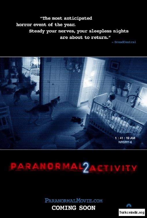 Paranormal Activity 2 film izle