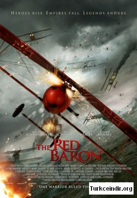 KIZIL BARON THE RED BARON