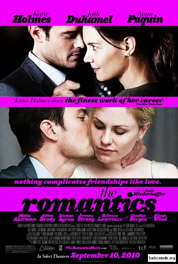 Romantikler The Romantics film izle
