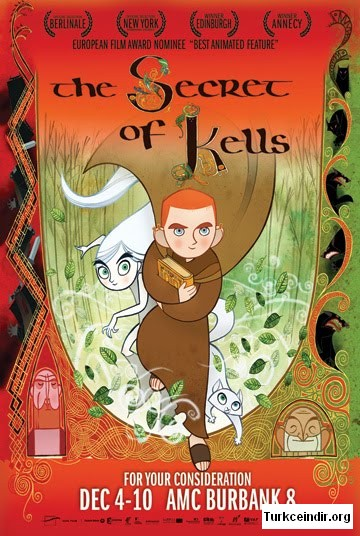 The Secret of Kells film izle