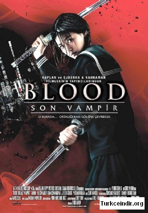 Son Vampir The Last Vampire film izle