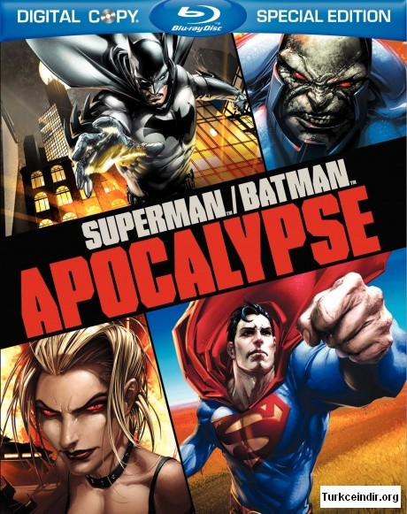 Superman Batman Apocalypse film izle