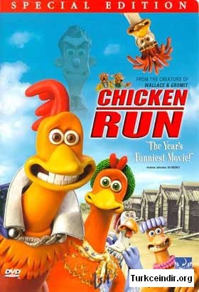Tavuklar Firarda - Chicken Run