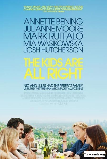 The Kids Are All Right film izle