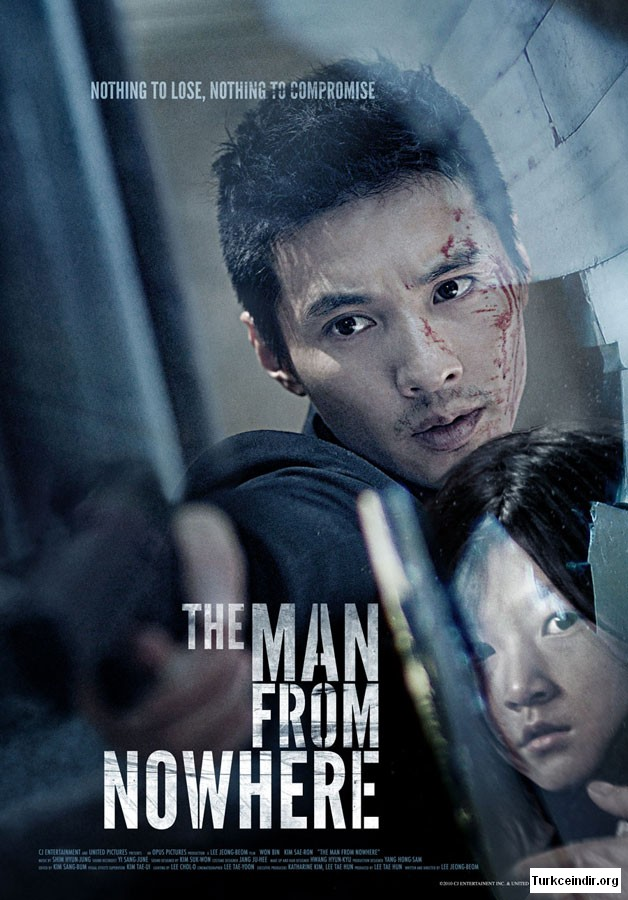 The Man from Nowhere film izle