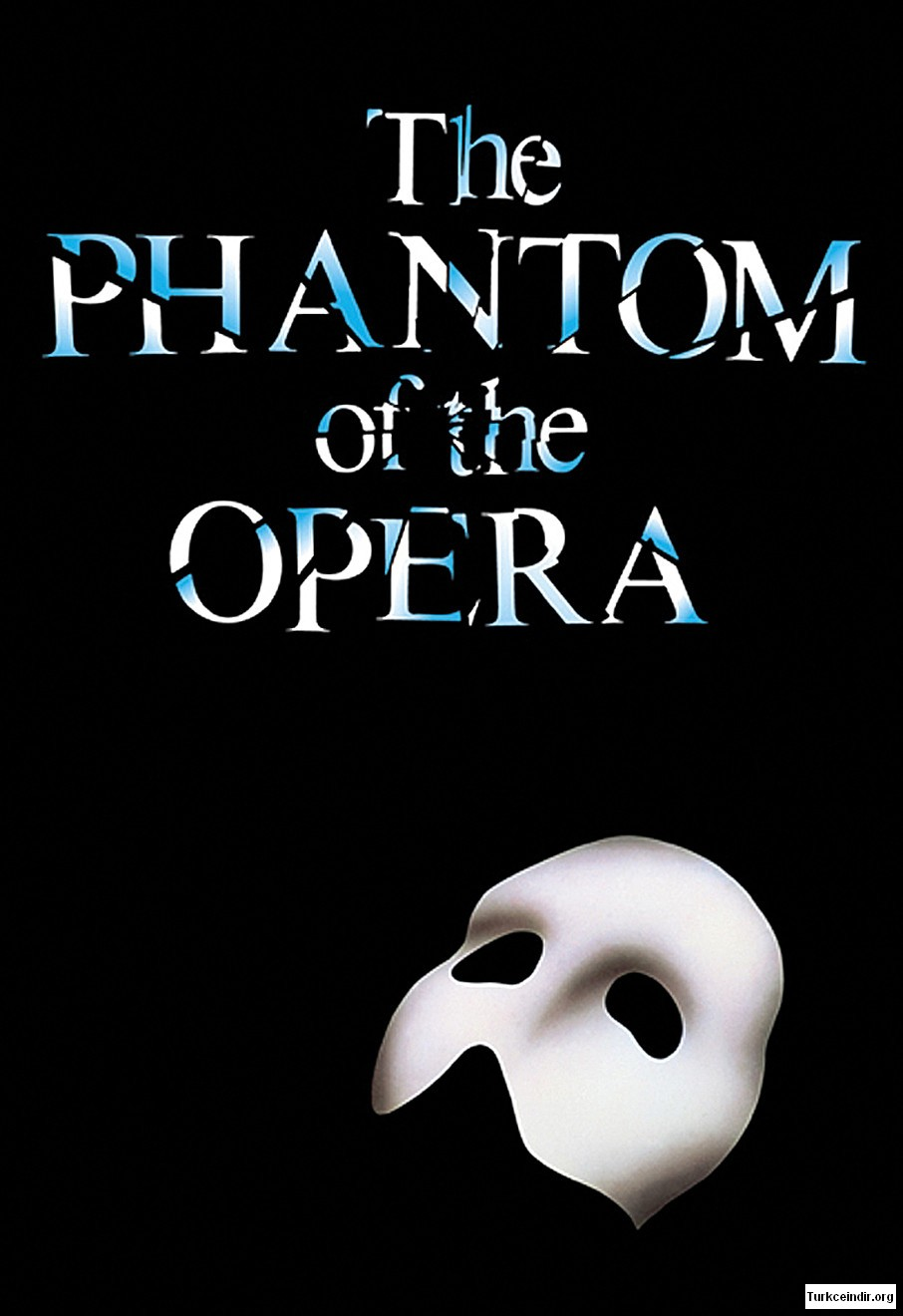 The Phantom of the Opera film izle
