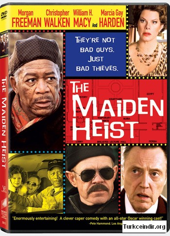 The Maiden Heist film izle