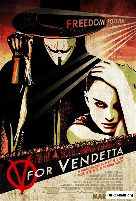 V For Vendetta-bedava film izle