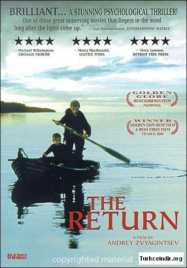 The Return Donus film izle